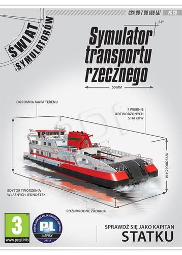 Symulator Transportu Rzecznego