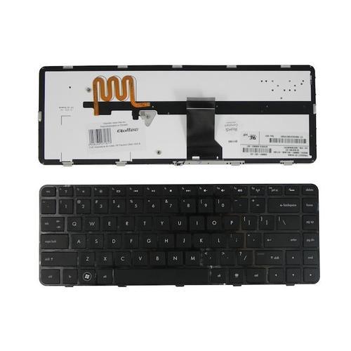 Qoltec Klawiatura do notebooka HP Pavilion DM4-1000 B