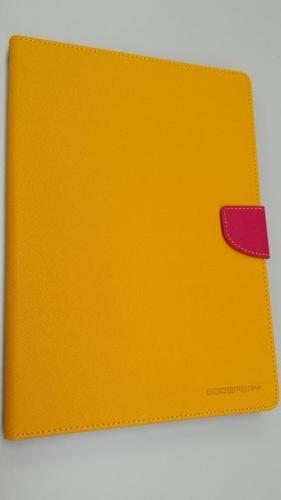 """WEL.COM Etui Fancy do Samsung Galaxy Tab Pro 10.1"""" żółto-różowe"""
