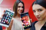 Porównanie: LG Swift L5 vs. LG Swift L7