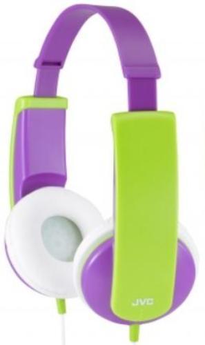 JVC Słuchawki HA-KD5 violet