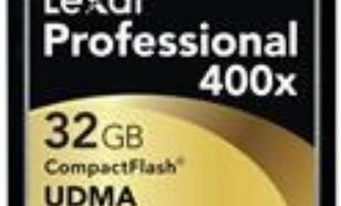 Lexar 400x 32 GB