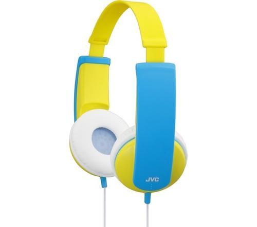 JVC Słuchawki HA-KD5 yellow