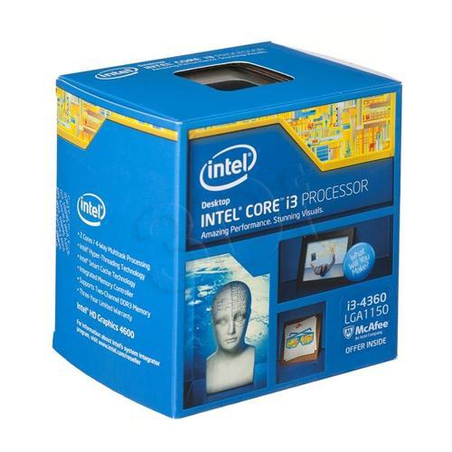 intel CORE i3 4360 3.7GHz LGA1150 BOX