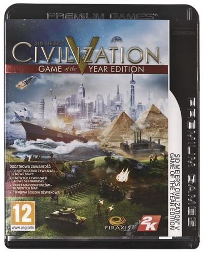 NPG Civilization V Game Of The Year Edition