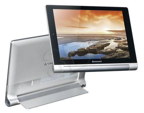 """Lenovo Yoga B8080 Snapdragon 400 QC 1,6GHz 1GB 10,1"""" LED FullHD IPS 16GB 3G A4.3 Silver 59-411681"""