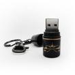PRETEC i-Disk Vault USB 3.0 - 16GB (100MB/s, 20MB/s)