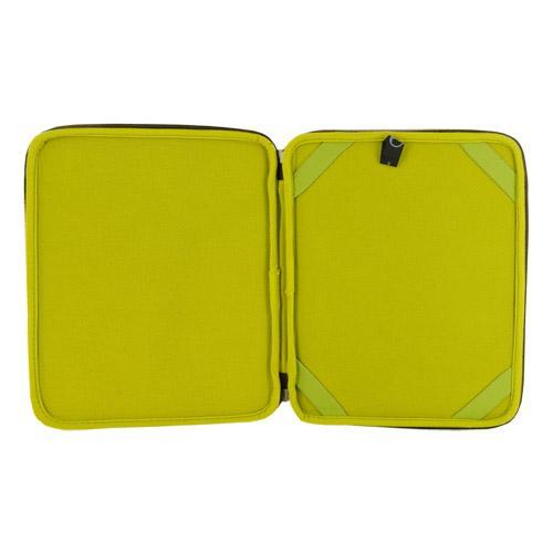 4World Etui Pikowane | tablet | 270x220x20mm | 9.7'' | brązowe