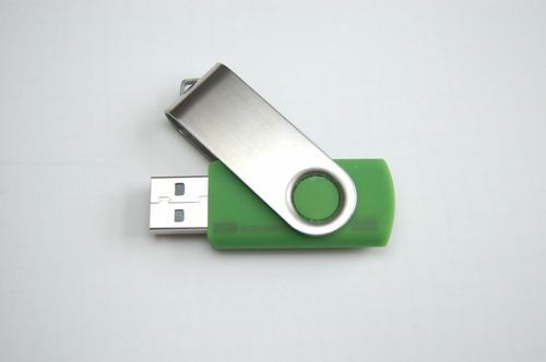GoodRam Twister 8GB USB 2.0 Zielony