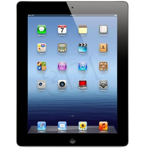 iPad 4 (with Retina display) 128GB WiFi+4G BLACK PL