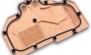 EK Water Blocks EK-FC GTX 580/570 Plexi Nickel