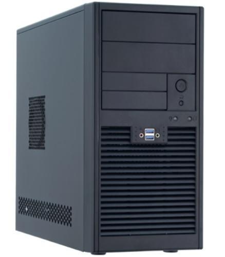 Chieftec SD-01B-U3-400S8 400W MiniTower Black