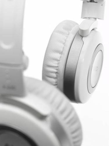 AKG K430 Białe Słuchawki zamknięte