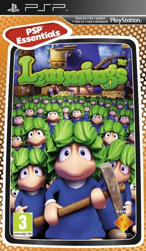 Sony Lemmings PSP Essentials 9195870 ENG