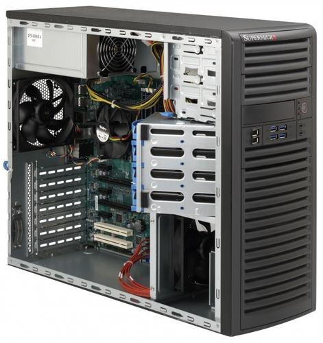 Supermicro SuperServer 5037C-T SYS-5037C-T