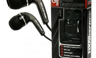 Global Technology HF BLACK LINE MP3