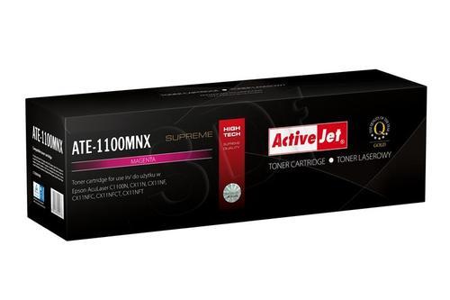 ActiveJet ATE-1100MNX magenta toner do drukarki laserowej Epson (zamiennik C13S050188) Supreme