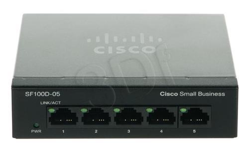 CISCO SF100D-05-EU
