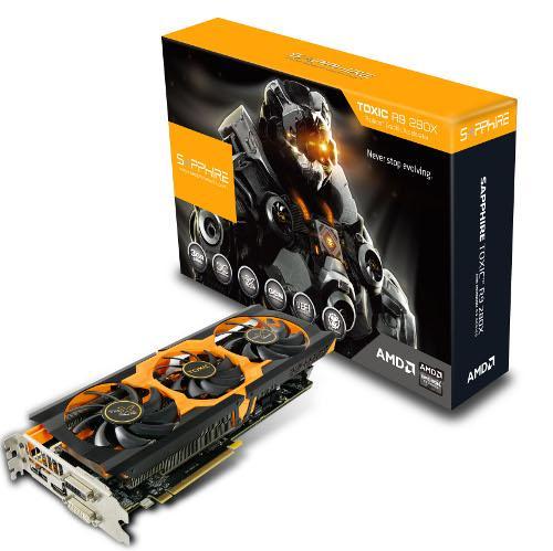 SAPPHIRE TOXIC R9 280X 3G GDDR5