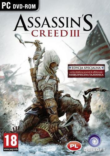 Assassins Creed III - edycja specjalna z dodatkową misją