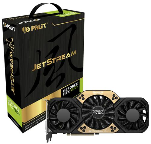 Palit GeForce GTX 780 Ti JetStream