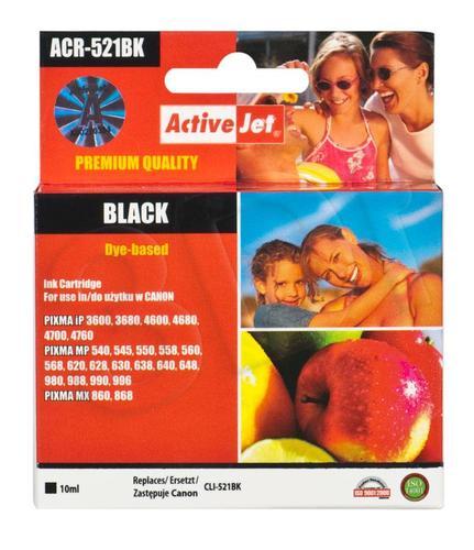 ActiveJet ACR-521Bk