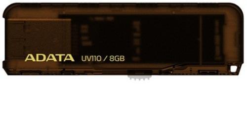 A-Data DashDrive UV110 8GB USB2.0 brązowy