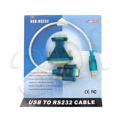 4World USB 2.0 RS 232