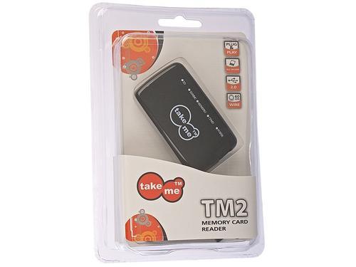 Tracer Czytnik kart All-In-One Take Me TM2