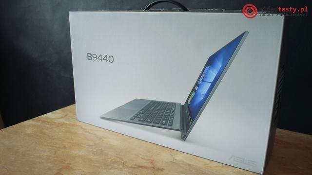 Laptop ASUS B9440 U Pudełko