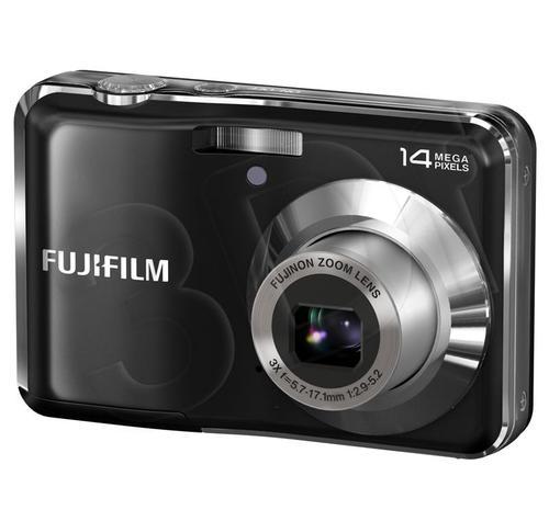 FUJI FinePix AV150 (CZARNY)