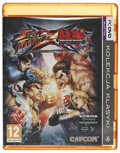 PKK Street Fighter X Tekken