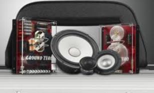 Ground Zero GZPC 163SQ-LTD - Mocne Brzmienie w Samochodzie