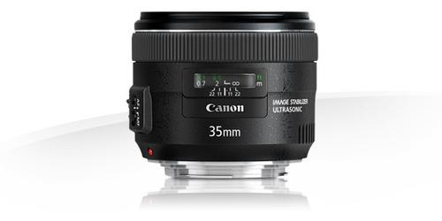 Canon EF 35MM 2.0 IS USM 5178B005
