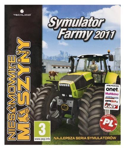 Niesamowite Maszyny Symulator Farmy 2011