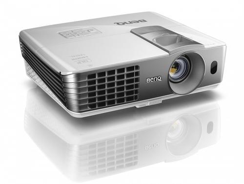 Benq W1070+W DLP 2200ANSI/10000:1/HDMI