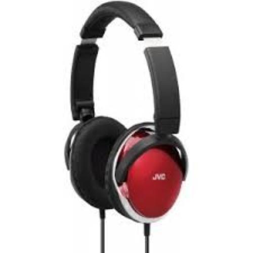 JVC Słuchawki HA-S660-R-E RED