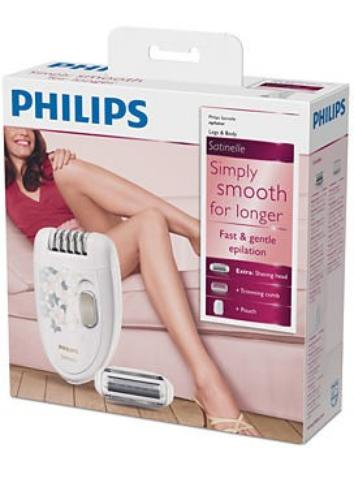 Philips Depilator HP6423/00