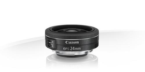 Canon Zoom obiektyw EF-S 24mm f/2.8 STM