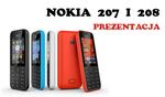 Nokia 207 i Nokia 208 [Prezentacja]