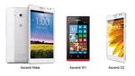 Podsumowanie: Grudzień 2012 / Styczeń 2013 na rynku mobilnym