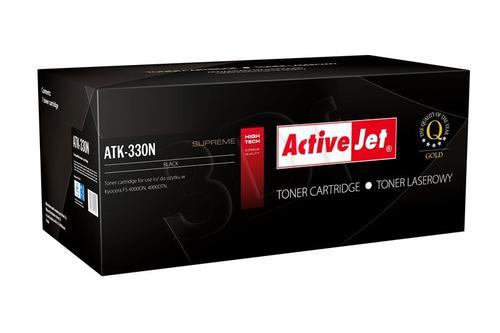 ActiveJet ATK-330N toner Black do drukarki Kyocera (zamiennik Kyocera TK-330) Supreme