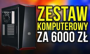 Zestaw Komputerowy z Intel Core i7 za 6000 zł