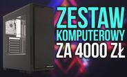 Zestaw Komputerowy z AMD Ryzen 5 za 4000 zł