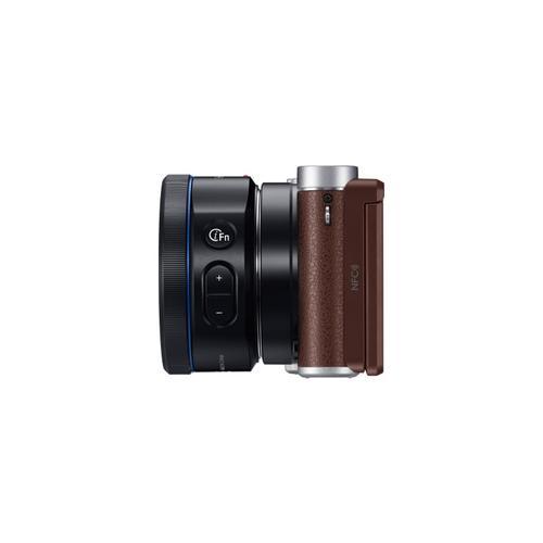 Samsung NX3000 + 16-50mm brown