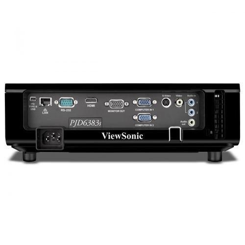 ViewSonic PJD6383S DLP XGA/3000AL/15000:1/3kg