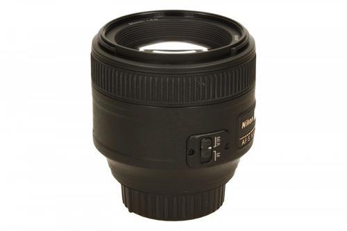 Nikon Nikkor AF-S 85mm f/1.8 G