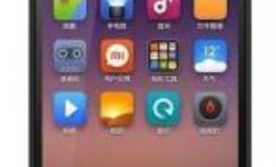 Xiaomi Mi3 16 GB Czarny (XM651020)
