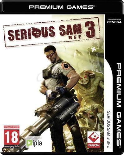NPG Serious Sam 3: BFE