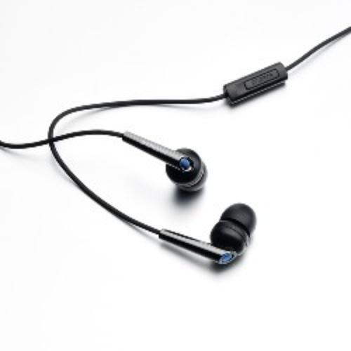 Cresyn C262S black Słuchawki z pilotem (Iphone, HTC, BlackBerry i inne Smartphony)